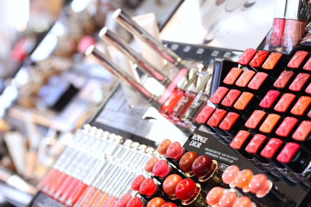 Dior MV makeup01