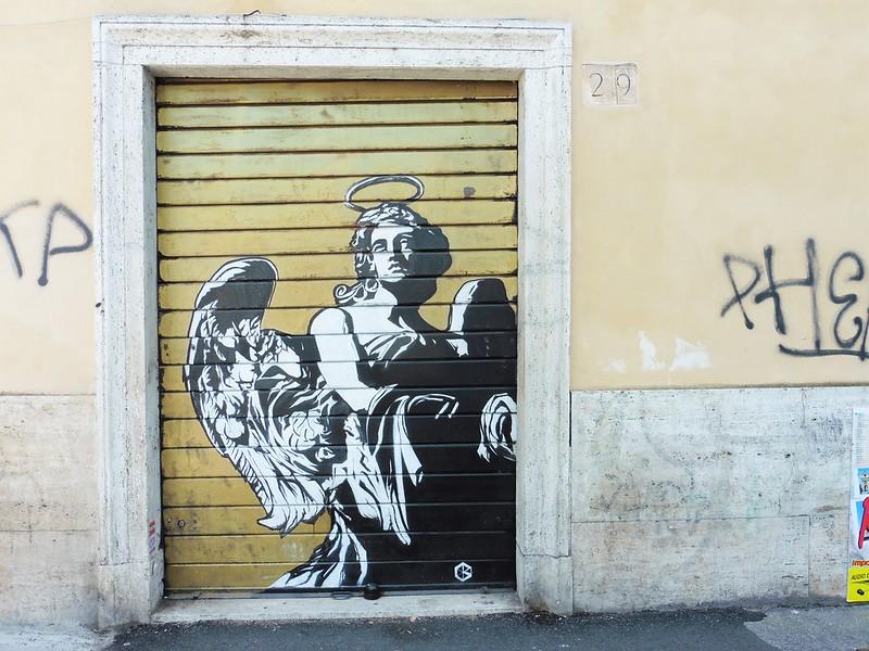 Roma Street Art