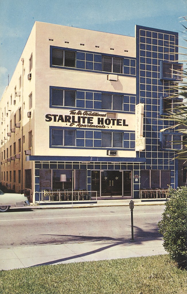Starlite Hotel and Apartments - Miami Beach, Florida