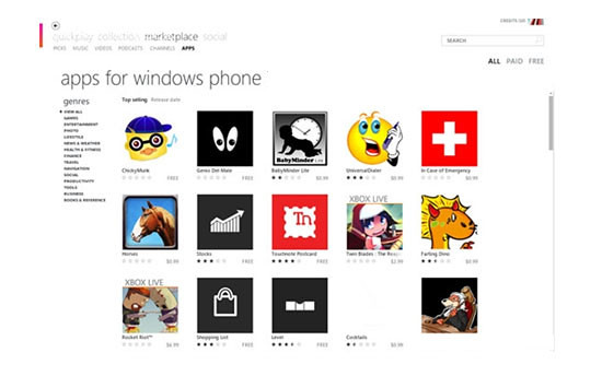 Windows Phone getting started tutorial