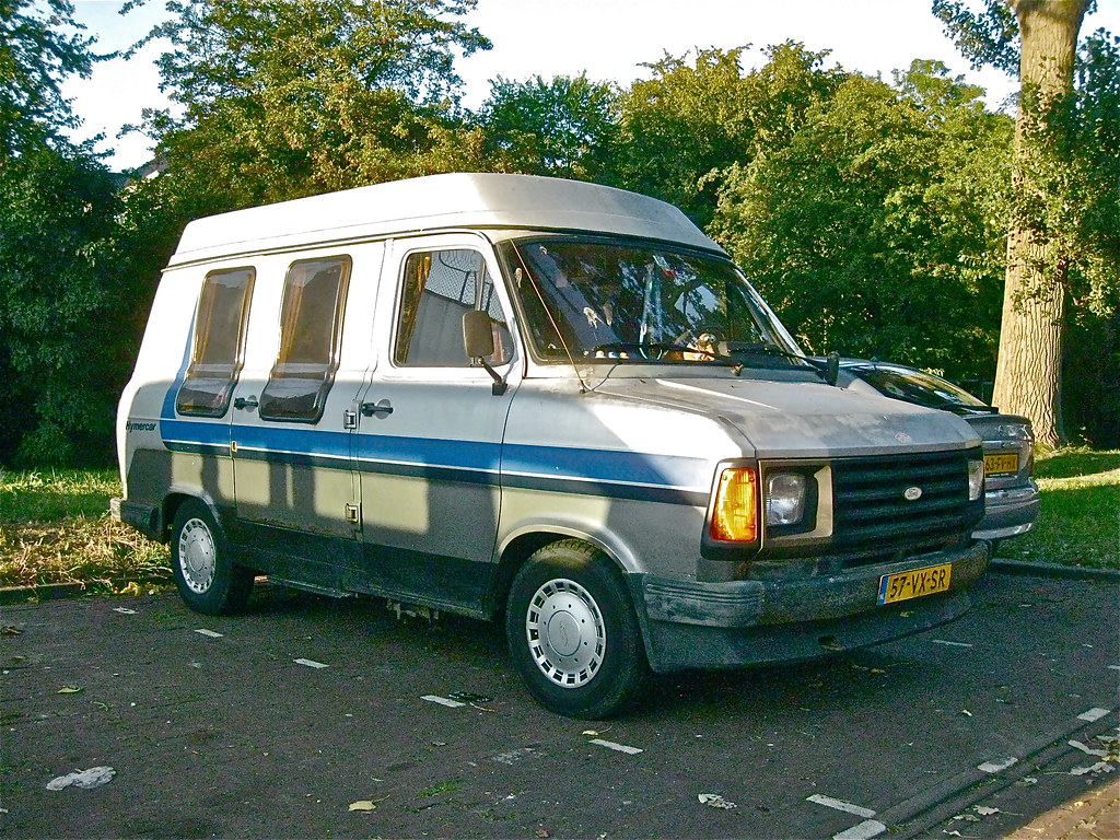 1985 ford transit mk2 hymercar motor home production. Black Bedroom Furniture Sets. Home Design Ideas