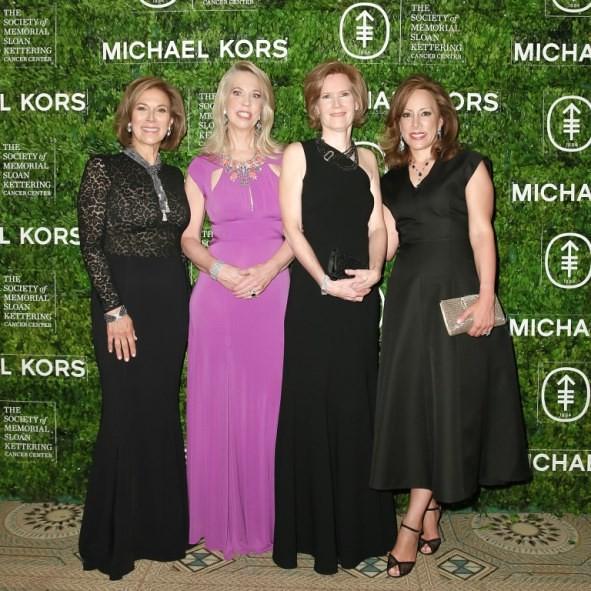 Judy Gordon Cox, Martha Glass, Elizabeth Gosnell Miller, Kamie Lightburn