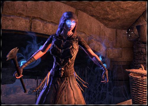 Elder Scrolls Eyes