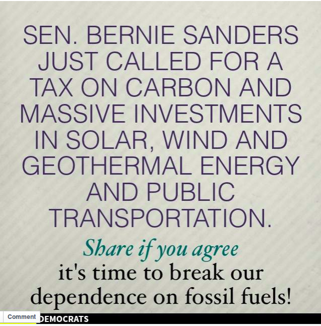 occupy democrats no oil