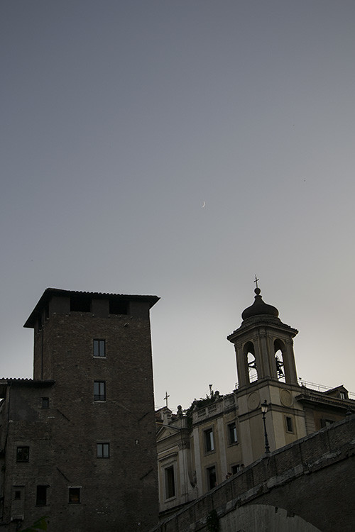Rome Isola Tiberina