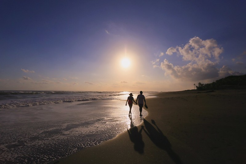 Romantic Kedungu Beach