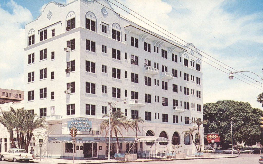 Hotel Ponce de Leon - St. Petersburg, Florida