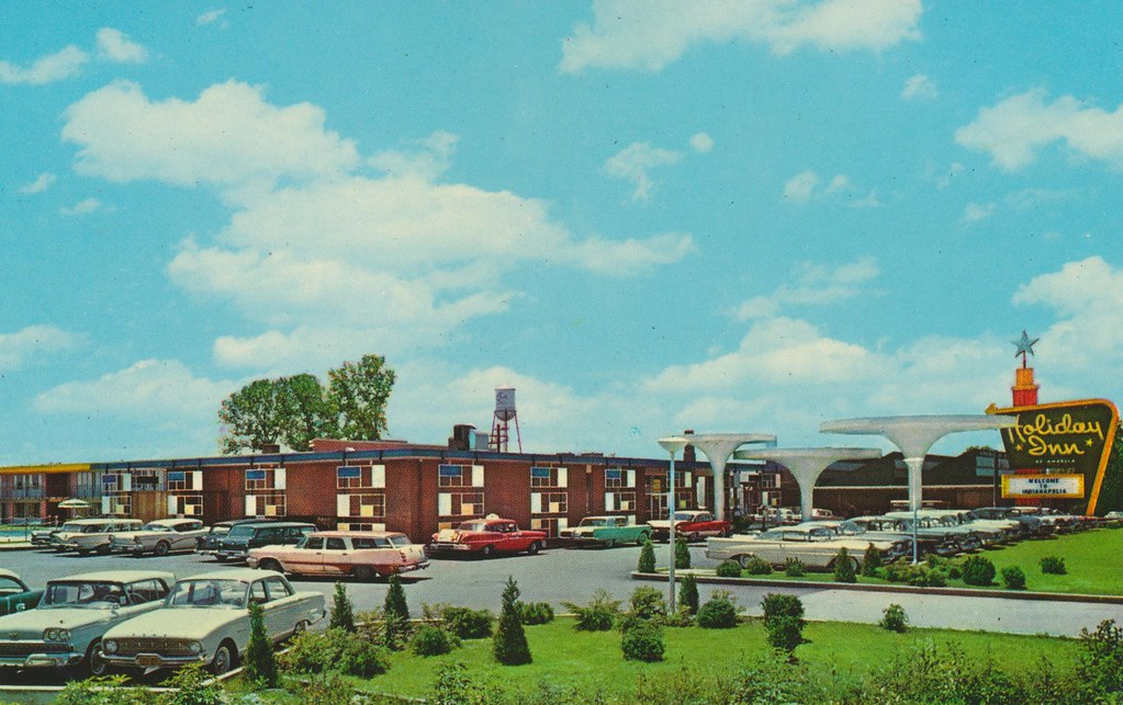 Holiday Inn - Indianapolis, Indiana