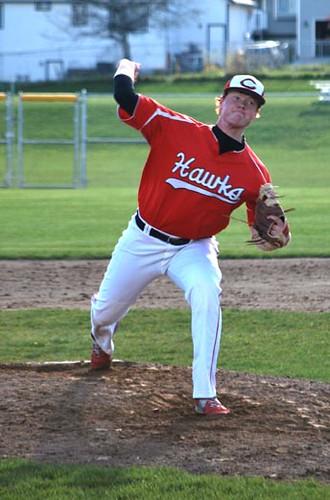 SPORTS - Baseball Kyle Jones - 04162015