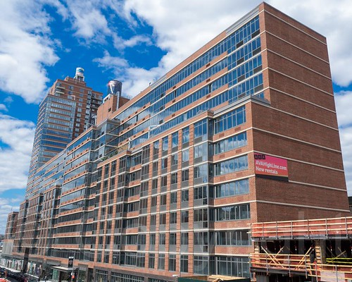 Ava high line apartment building west chelsea new york c for Ava apartments new york