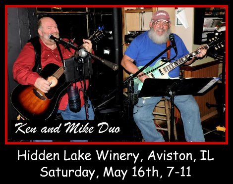 Ken and Mike Duo 5-16-15
