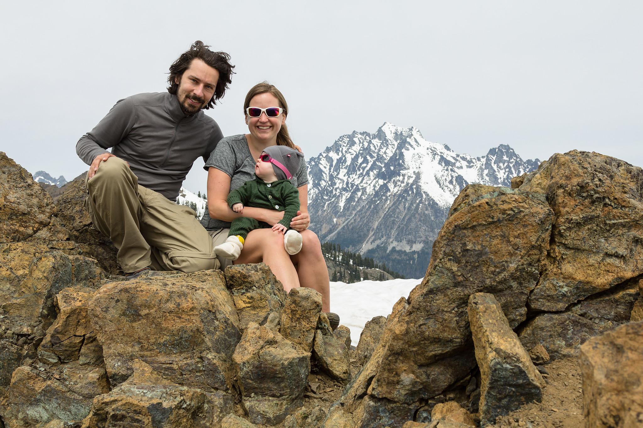Iron Peak, now with babby