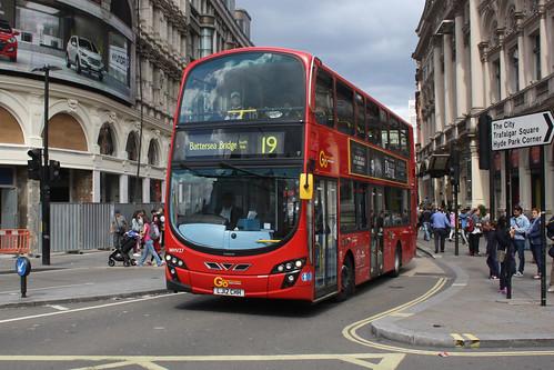 London General WHV27 LJ12CHH