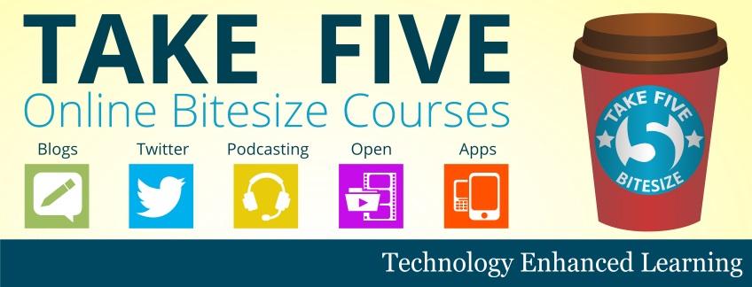 Take 5: Online bitesize courses