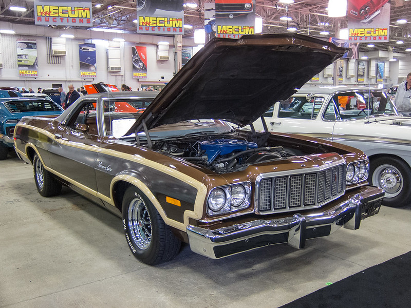 1974 Ford Ranchero Squire