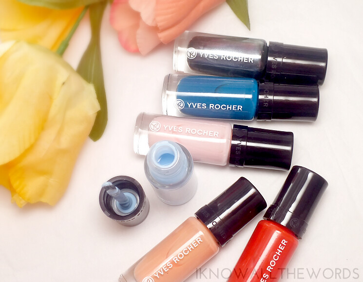 yves rocher summer creation 2015 nail lacquers (4)