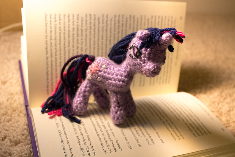 Twilight Sparkle for Katie