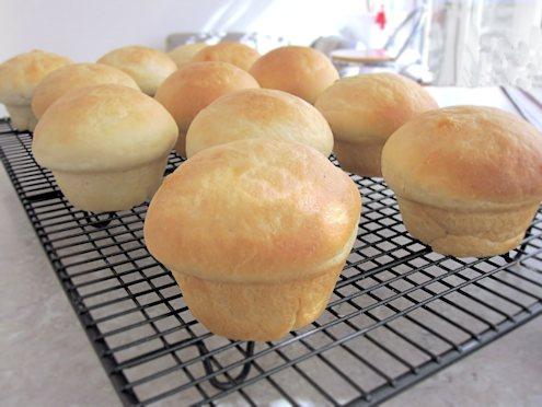 Hokkaido rolls