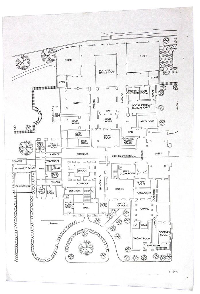 Malacanang Floor Plans Research Notes For Malaca 241 An