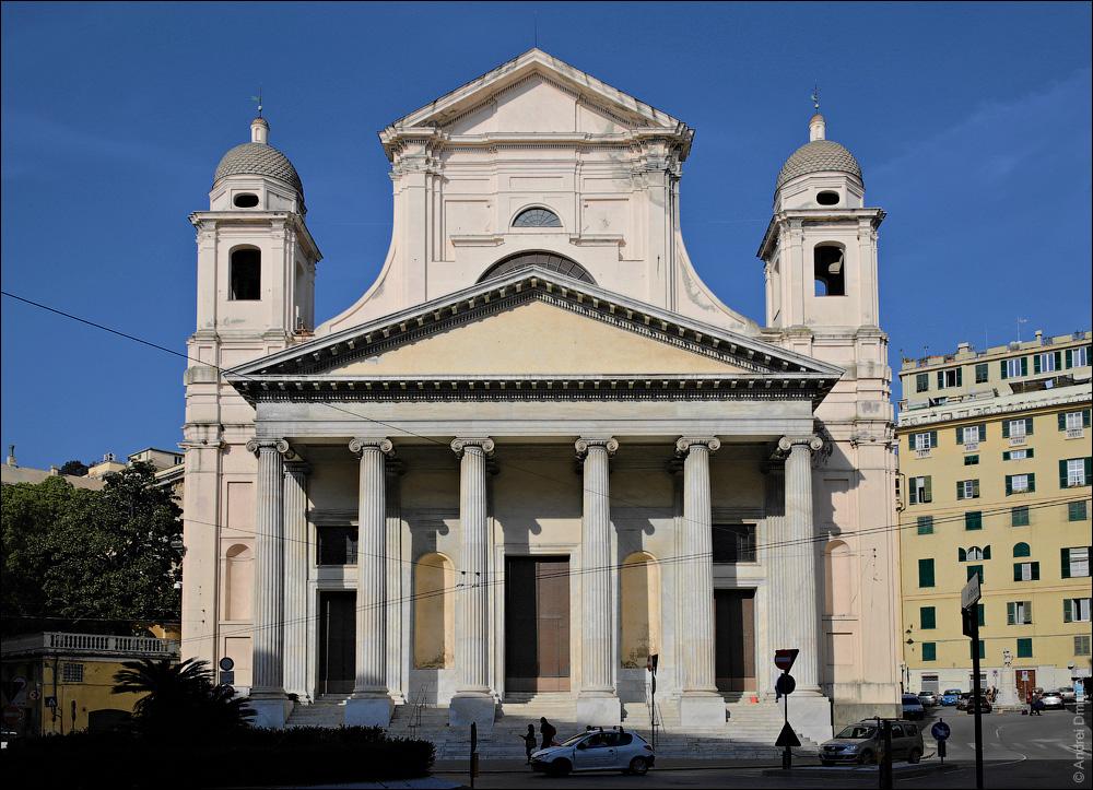 Базилика Santissima Annunziata del Vastato