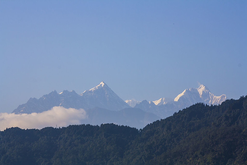 Kangchenjunga_-_Morning_View