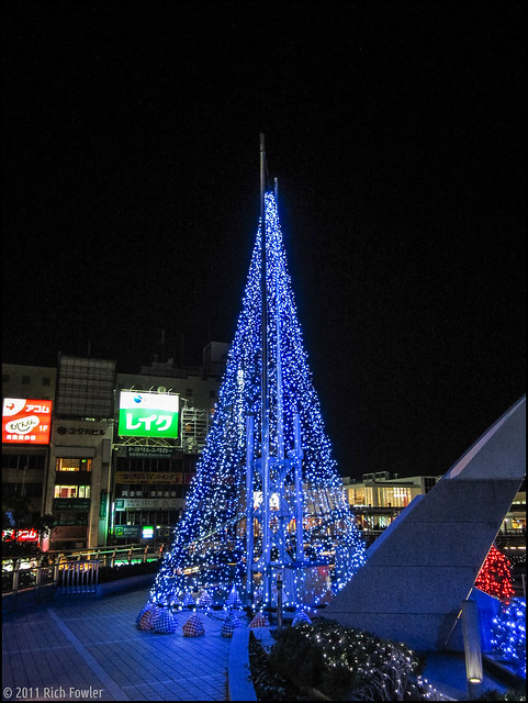 Toyohashi Christmas Lights 5