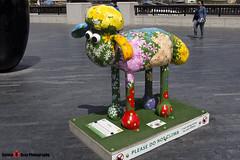 PETAL No.35 - Shaun The Sheep - Shaun in the City - London - 150511 - Steven Gray - IMG_0220