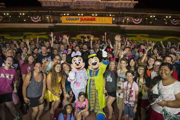 Coolest Summer Ever at Walt Disney World Resort