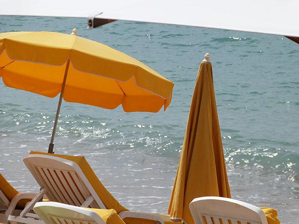 parasols jaunes 2