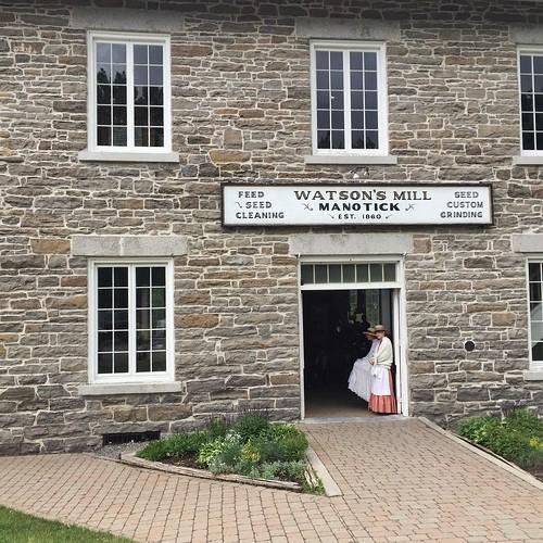 Watson's Mill, Manotick.