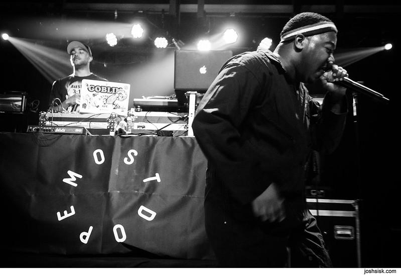 Domo Genesis @ Soundstage 2015-05-05