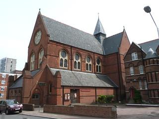 St Chad, Haggerston