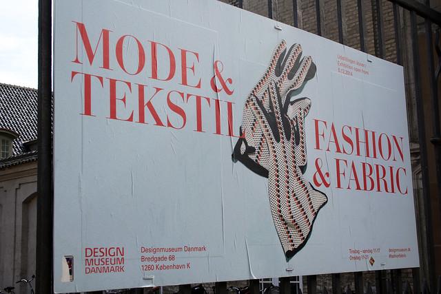 Design Museum, Copenhagen, Denmark