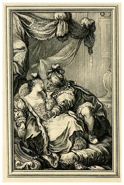 002- La Mona Lisa-Tales and Novels in verse-1896- Ilust. Charles Eisen