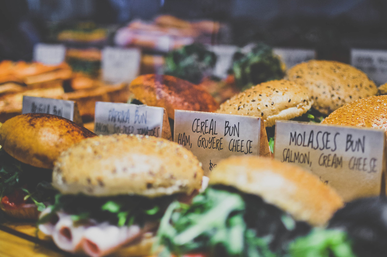 Tiong Bahru Bakery by Gontran Cherrier