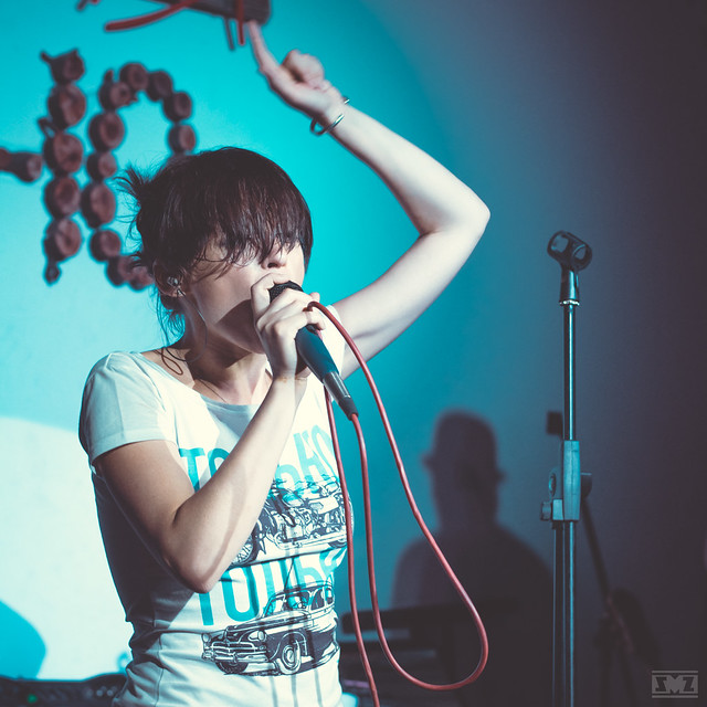 Концерт QARPA в МахноПаб, Днепропетровск