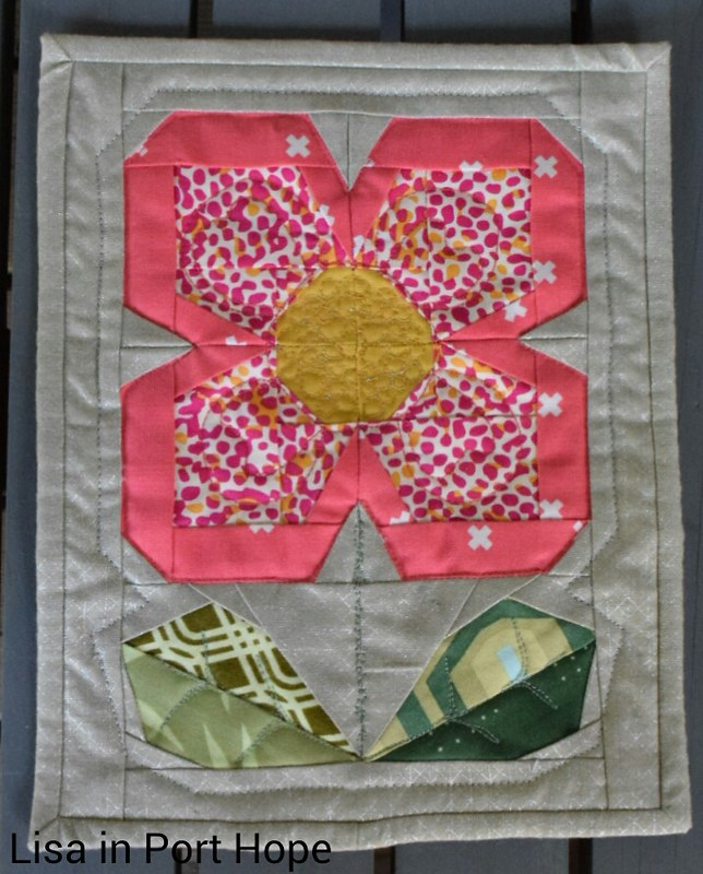 reduced size Swedish Bloom pattern from patchwork please