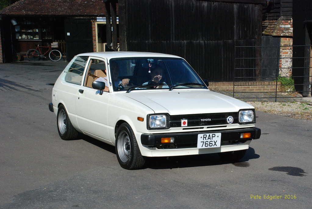 Toyota Classic Car Show