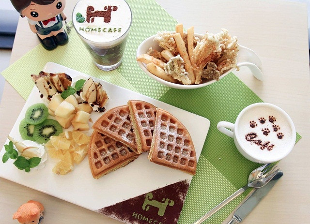 Homecafe 幸福好食咖啡