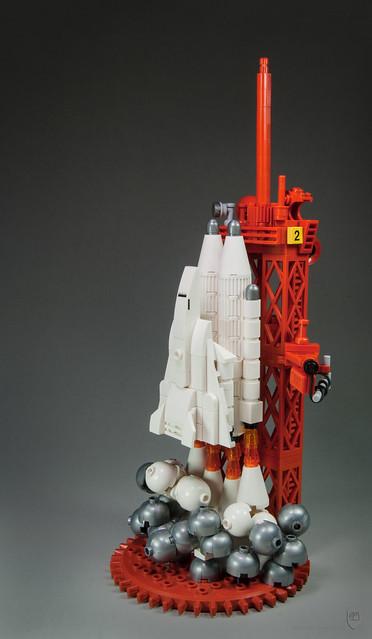 Space Shuttle Indefatigable