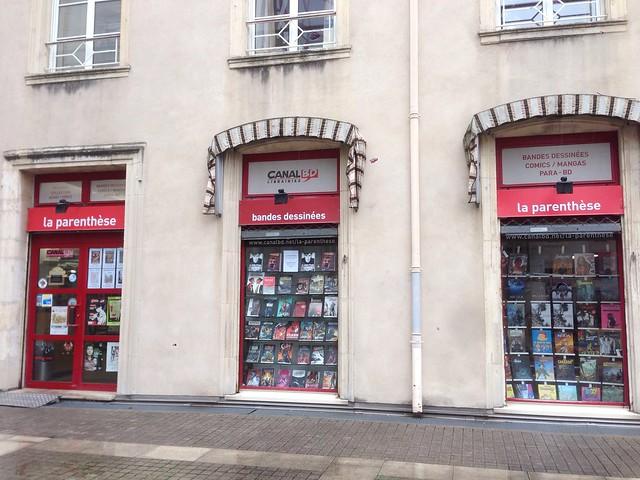 Librairie La Parenthèse - Nancy