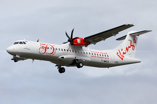 Wings Air ATR 72-600 (72-212A) cn 1250 F-WWEB // PK-WHG