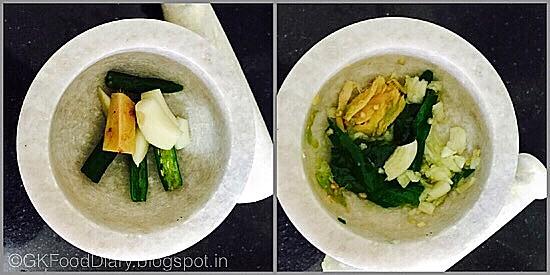 Mutton Biryani-preparation step 1