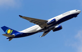 Airbus A330-200 Rwandair (RWD) F-WWKS - MSN 1741 - Will be 9XR-WN