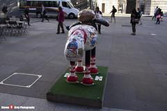 LITERARY LAMB No.24 - Shaun The Sheep - Shaun in the City - London - 150512 - Steven Gray - IMG_0442