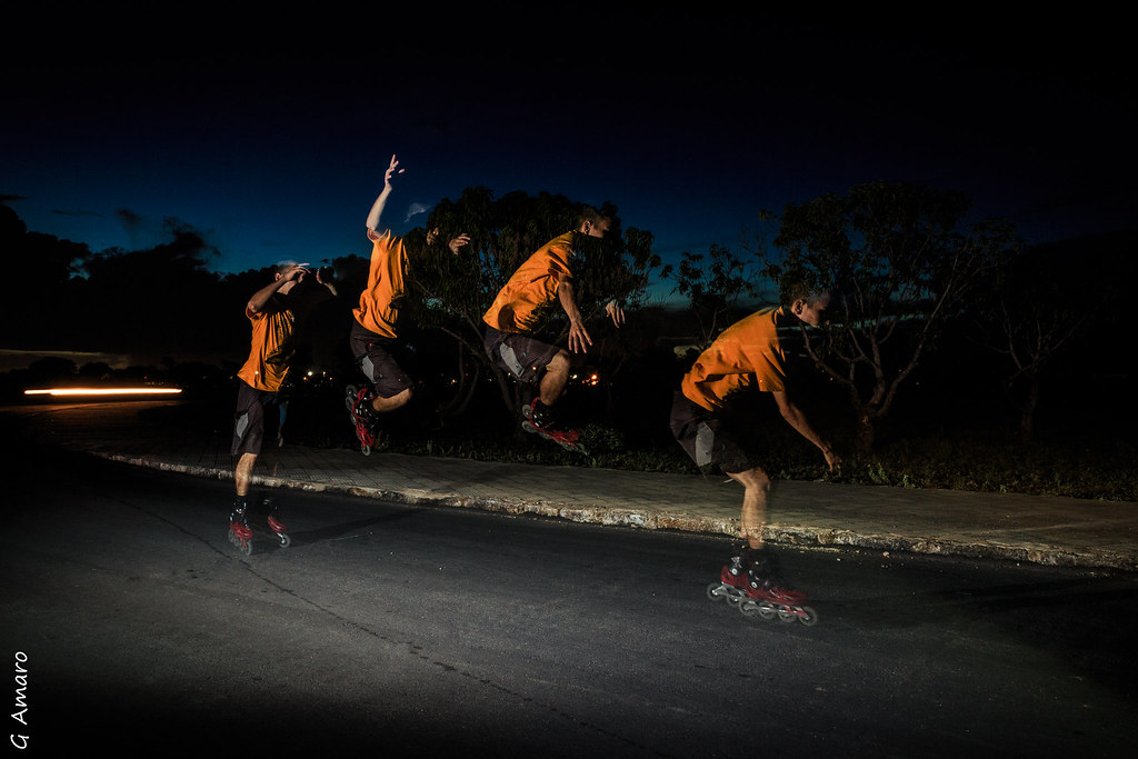 5 Activities On The Road To A Healthier Lifestyle, inline skating