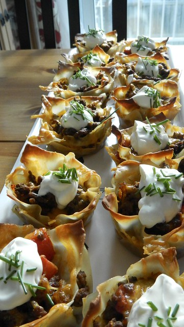 Taco Cups 30