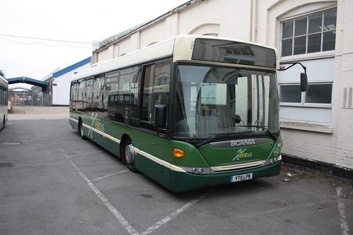 Xelabus 412 YT11LPN