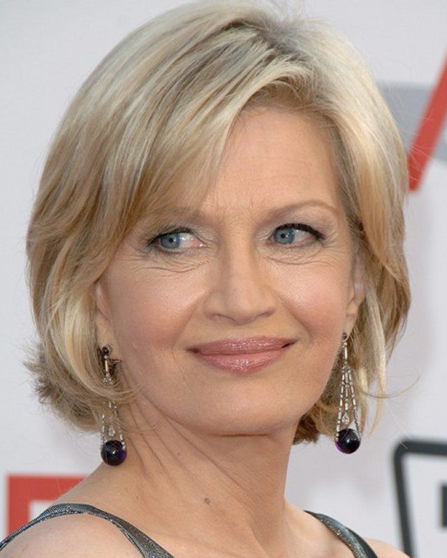 Short Hairstyles For Middle Aged Women Via Hairstyles For Flickr