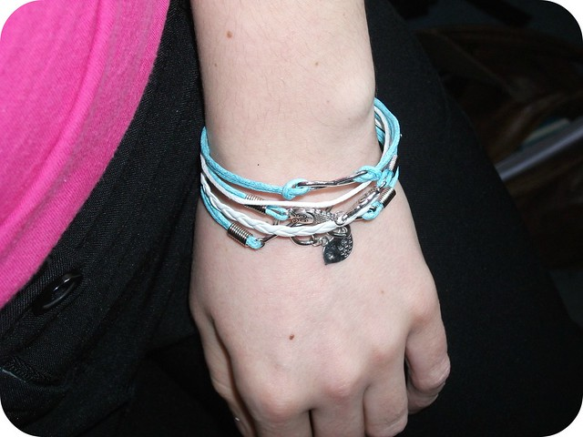 Born Pretty Charm Bracelet
